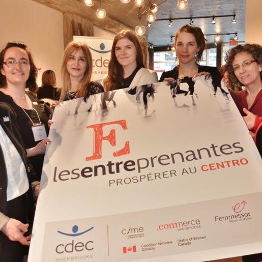 Retenir les femmes d'affaires au Centro
