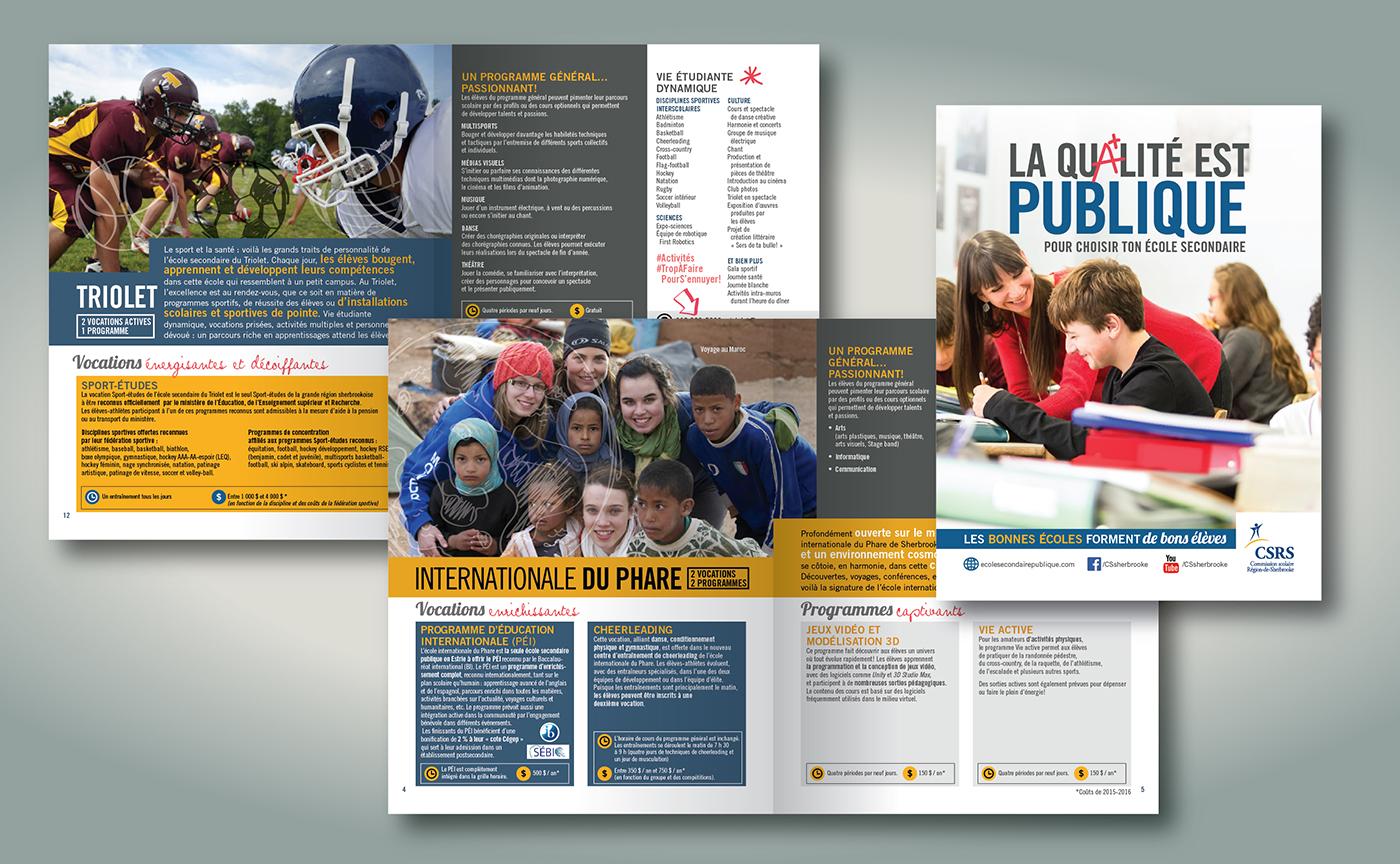 La qualité est publique - CSRS