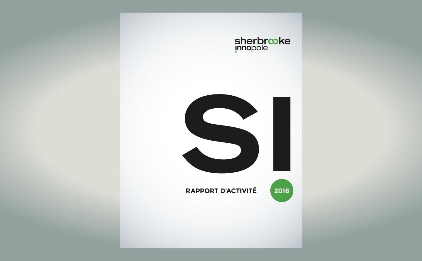 Sherbrooke innopole - rapport d'activité 2018