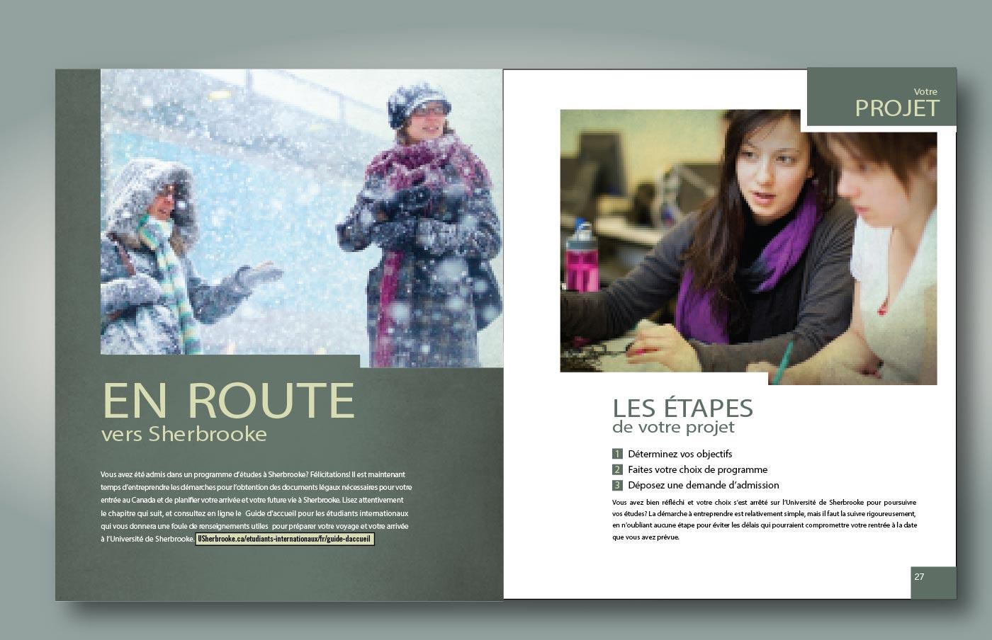 Guide des étudiants internationaux